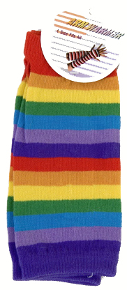 ARM WARMER -    4 Rainbow
