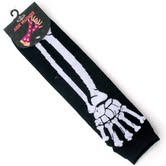 ARM WARMER -    7  Hand White